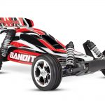 Traxxas-Bandit-XL5-2WD-electro-buggy-RTR-2.4Ghz-Red—zonder-batterij-en-lader