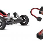 Traxxas-Bandit-XL5-2WD-electro-buggy-RTR-2.4Ghz-Rood—inclusief-Power-Pack