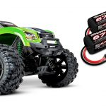 Traxxas-X-Maxx-8S-Brushless-Monster-truck-RTR-Groen—Model-2020-inclusief-Power-Pack