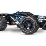 Traxxas-E-Revo-2-Brushless-Monster-Truck-RTR-TSM-2.4Ghz-blauw—zonder-batterij-en-lader