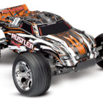 Traxxas-Rustler-XL5-2WD-Stadium-Truck-RTR-2.4Ghz-Oranje—zonder-batterij-en-lader