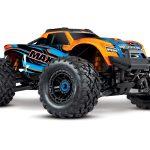 Traxxas-Maxx-1-10-4S-Brushless-Monster-Truck-TSM-RTR-Oranje