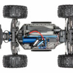 90076-4-Hoss-4×4-VXL-Chassis-Overhead