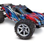 Traxxas-Rustler-4X4-VXL-Brushless-Stadium-Truck-RTR-TSM-2.4Ghz-Blauw—zonder-batterij-en-lader