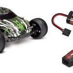 Traxxas-Rustler-XL5-2WD-Stadium-Truck-RTR-2.4Ghz-Groen—inclusief-Power-Pack