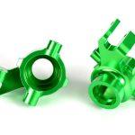 Traxxas-Traxxas-TRX8937G-Stuurblokken–6061-T6-aluminium-(groen-geanodiseerd)–links-en-rechts