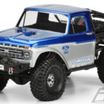 Pro-Line-PR3464-00-1966-Ford-F-100-Clear-Body-voor-SCX10-Trail-Honcho-12.3–(313mm)-wielbasis