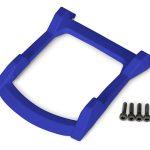 Traxxas-Skid-plate–roof-(body)-(blue)–3x12mm-CS-(4)—TRX6728X