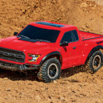 58094-1-Ford-Raptor-RED-Action-Dirt-02