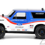 Pro-Line-PR3423-00-1981-Ford-Bronco-Clear-Body-for-PRO-2-SC–Slash–Slash-4×4-and-SC10-(requires-extended-body-mount-kit)