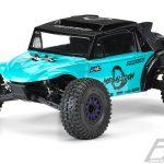 Pro-Line-PR3563-00-Megalodon-Desert-Buggy-Clear-Body-voor-Slash-2wd-en-Slash-4×4