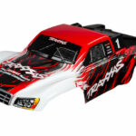 Traxxas-Body–Slash-4X4–red-(painted–decals-applied)—TRX5824R