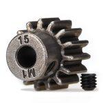 Traxxas-Gear-15-T-pinion-1.0-metric-pitch—TRX6487X