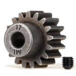 Traxxas-Gear-17-T-pinion-1.0-metric-pitch—TRX6490X