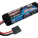 Traxxas-Power-Cell-LiPo-7600mAh-7.4V-2S-25C-ID-Summit—E-Revo—Slash—TRX2869X