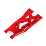 Traxxas-Suspension-arm–red–lower-(right–front-or-rear)–heavy-duty-(1)—TRX7830R