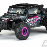 Pro-Line-PR3563-18-Megalodon-Desert-Buggy-Blake-Wilkey-Edition-Tough-Color-(Black)-Body-voor-Slash-2wd-en-Slash-4×4