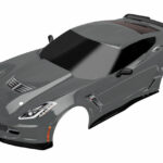 Traxxas-Body–Chevrolet-Corvette-Z06–graphite-(painted–decals-applied)—TRX8386A