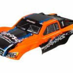 Traxxas-Body–Slash-4X4–orange-(painted–decals-applied)—TRX5850