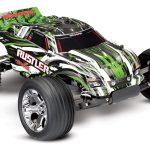 Traxxas-Rustler-XL5-2WD-Stadium-Truck-RTR-2.4Ghz-Groen—zonder-batterij-en-lader