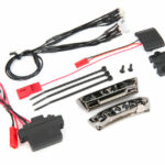 Traxxas-LED-light-kit–1-16-E-Revo-(includes-power-supply–front—rear-bumpers–light-harness-(4-clear–4-red)–wire-ties)—TRX7185A