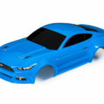 Traxxas-Body–Ford-Mustang–Grabber-Blue-(painted–decals-applied)—TRX8312A